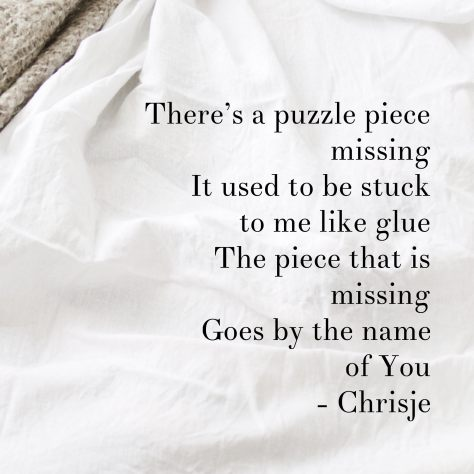 Poem1 Puzzle