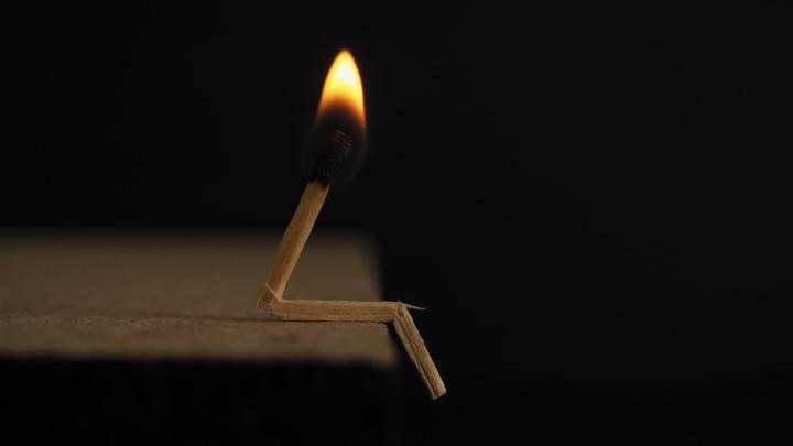 Burn-out: de wereld door eenwaas