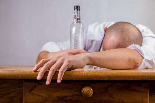 Drink je te veel (alcohol)?