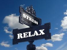 Foto stress