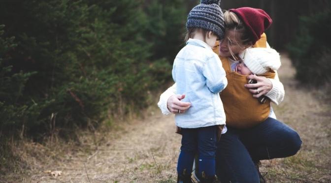 Nieuwe opvoedingsmethode  of oud nieuws? Slow Parenting..