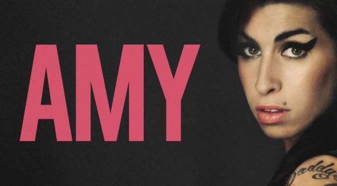 "Amy Winehouse documentaire ""AMY"" op Netflix"