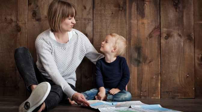 Het is onbeschoft om aan een moeder te vragen hoe ze werk en privé gaat combineren!
